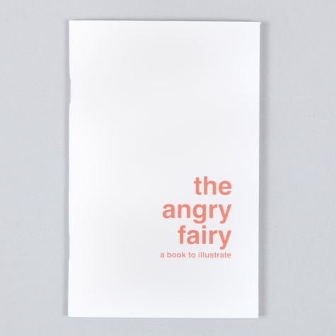 Draw Your Own Book - The Angry Fairy