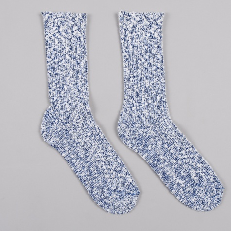 Cypress Socks - Navy