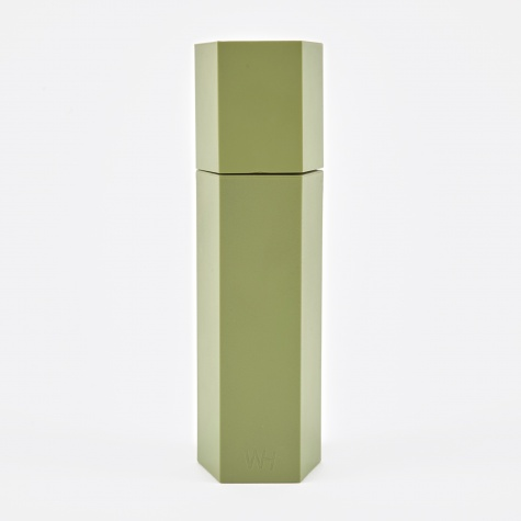 Wrong for Hay Ori Salt & Pepper Mill - Army Green
