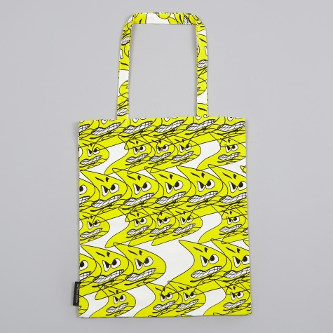 Wrong for Hay Bernhard Willhelm Tote Bag - Yellow