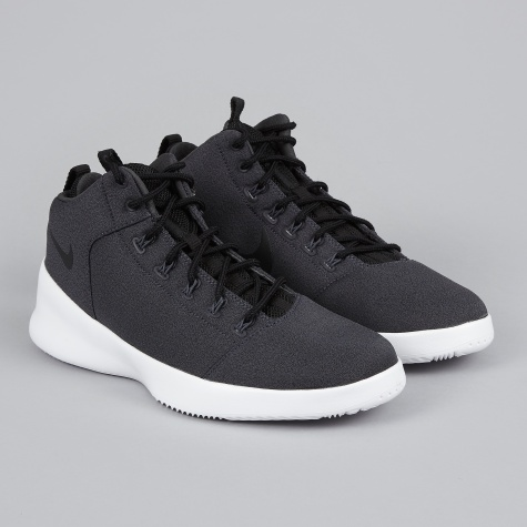 Hyperfr3sh Mid - Anthracite/White