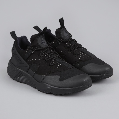 Air Huarache Utility - Black/Black