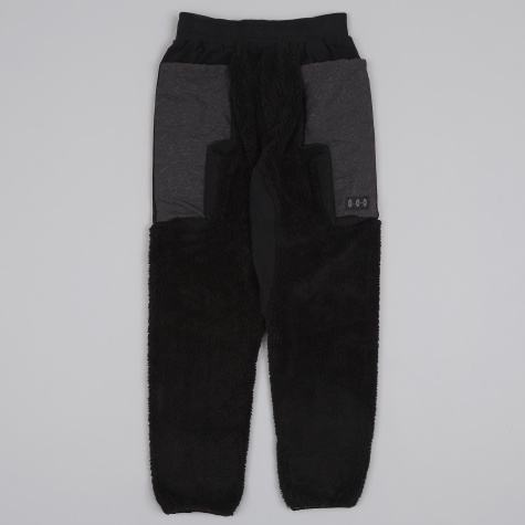 PAM TV Fuzz Duplo Pant - Black