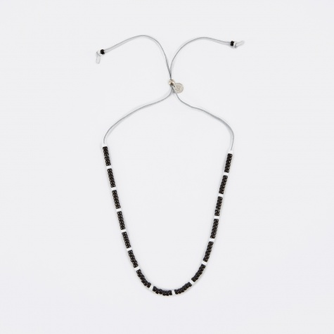 Pacific Necklace - Black