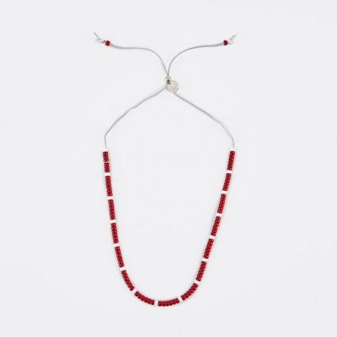 Pacific Necklace - Red