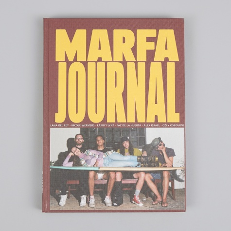 Marfa Journal - Issue 4