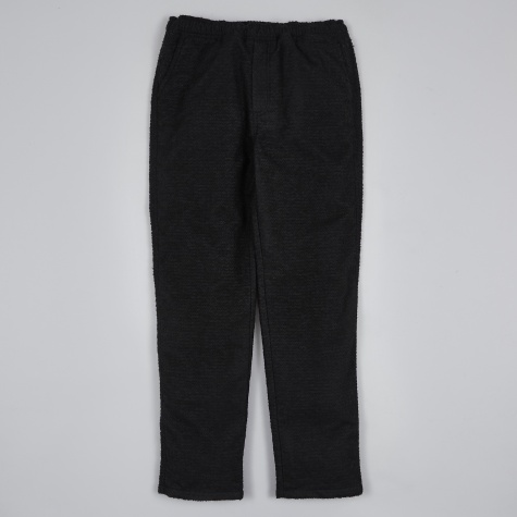 Relaxed Trousers - Tufted Wool