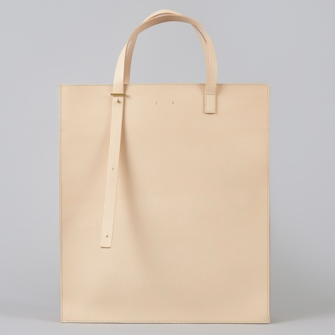 PB0110 AB1 Tote Bag - Natural
