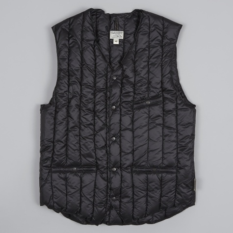 Six Month Vest - Black