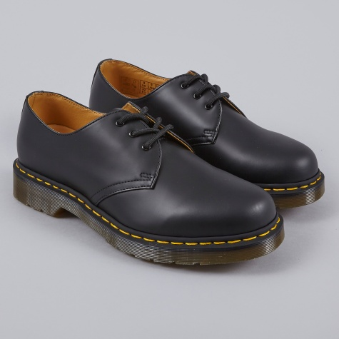 Dr.Martens Core 1461 Shoe - Black Smooth