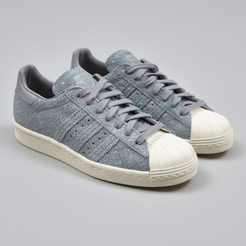 adidas superstar 80s w clear grey. Black Bedroom Furniture Sets. Home Design Ideas