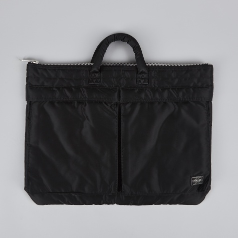 Porter Yoshida & Co. Tanker Briefcase E - Black