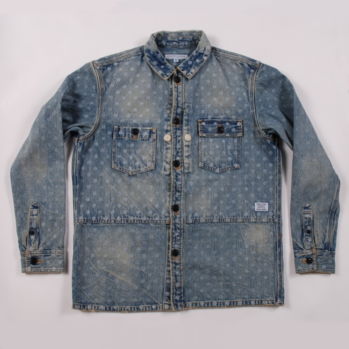 Goodhood x R. Newbold Denim Over Shirt (Image 1)
