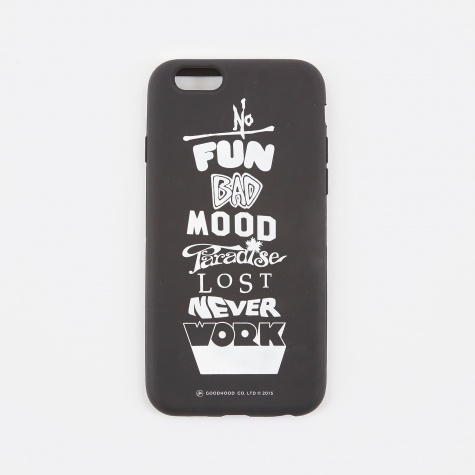 Mantra iPhone 6 Case - Black