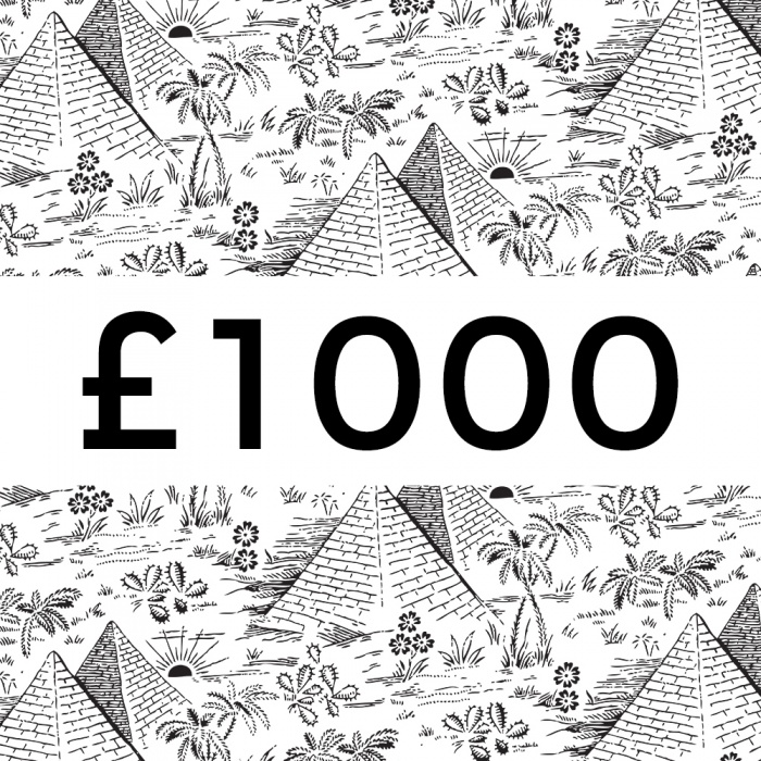 Goodhood Gift Voucher 1000GBP (Image 1)
