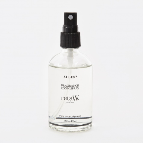 Fragrance Room Spray - Allen*