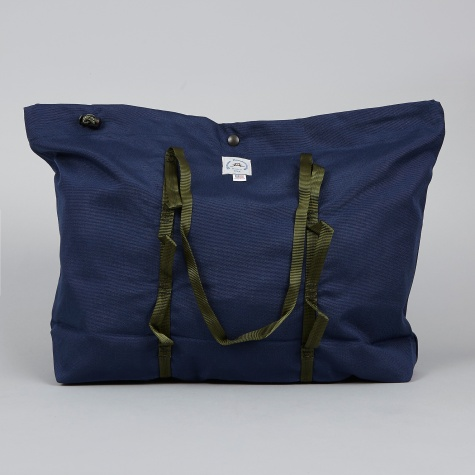 Mountaineering Large Climb Tote Bag - Blue/Moss