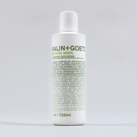Malin + Goetz Sage Body Wash - 236ml