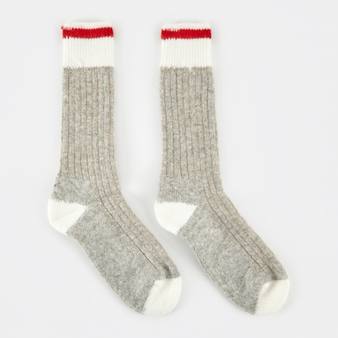 Hudson Bay Socks - Red