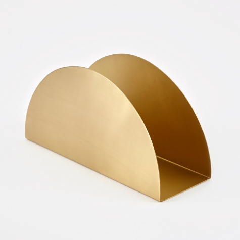 Semicircle Stand - Brass