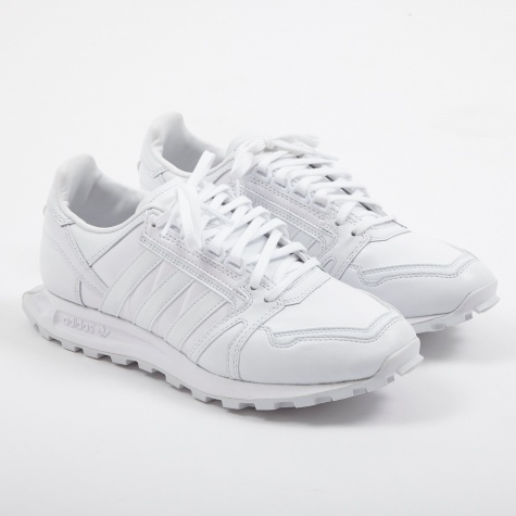 x White Mountaineering Racing 1 - White/White