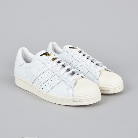 Superstar 80s DLX - White