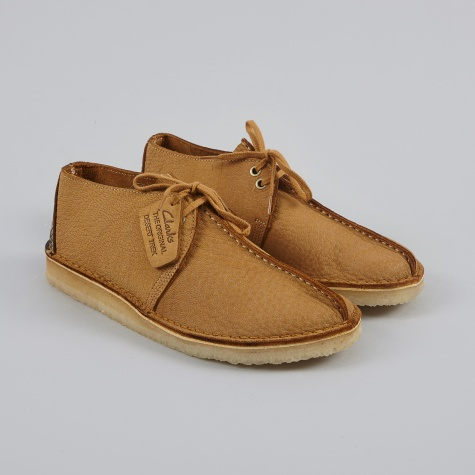 Clarks Desert Trek - Bronze/Brown
