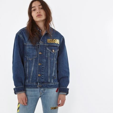 Kurt Denim Jacket - Denim