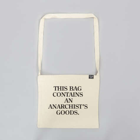 Anarchist Goodies Tote Bag - Off White