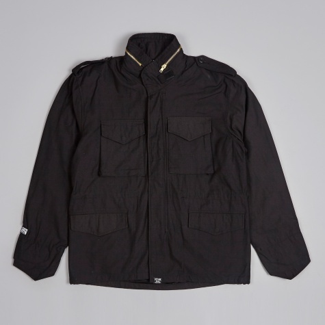 Institution M-65 Jacket - Black