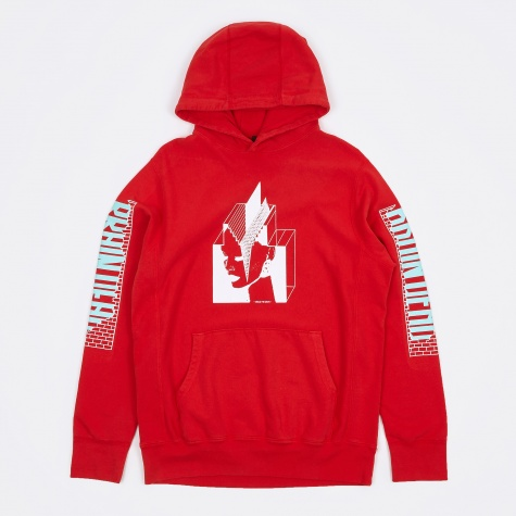 Supreme Architect Hood - Red
