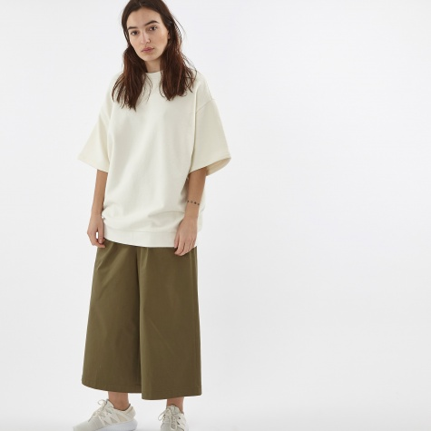 Oversized S/S JP - Whisper White