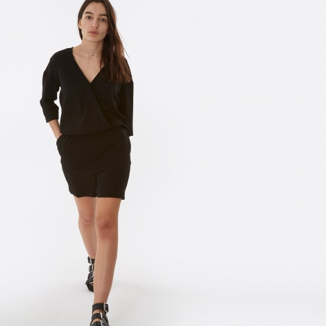 Wake Romper - Black