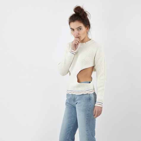 Kelly Sweater - Ivory