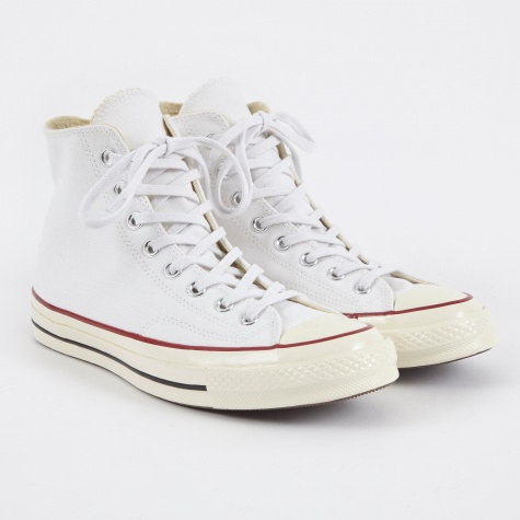 1970s Chuck Taylor All Star Hi - White