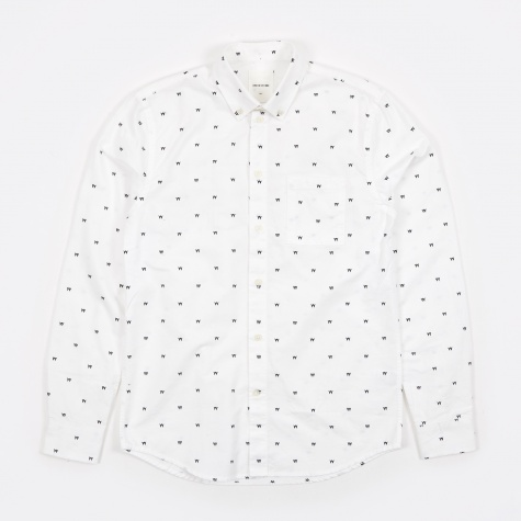 Timothy Shirt AA Box - White