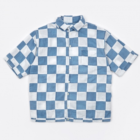 Homerun Flapper SS Shirt - Rally Check