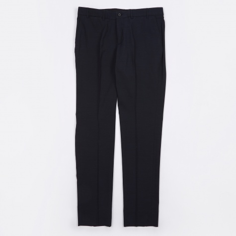Classic Trouser - Point Crepe