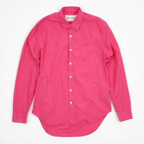 First Shirt - Pop Cerise