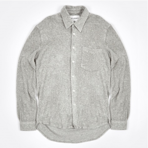 Terry Shirt - Grey Terry