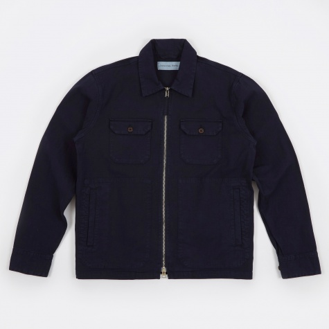 Base Jacket - Dark Navy