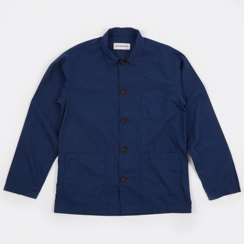 Bakers Overshirt - Blue
