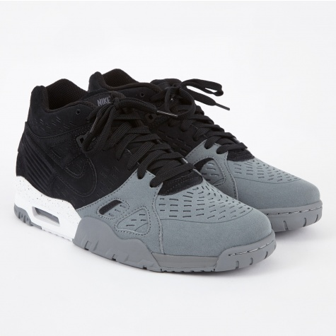 Air Trainer 3 LE - Black/Cool Grey