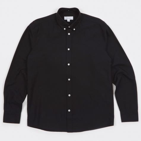 Goldsmith Button Down Shirt - Black
