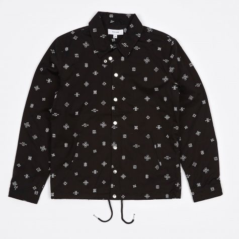Ty Light Jacket - Black/White