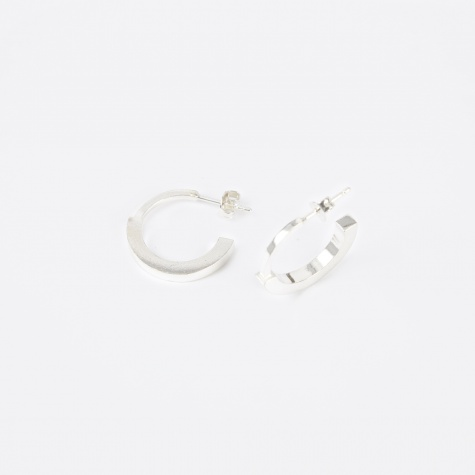 Earpiece PHASE L (Pair) - Sterling Silver
