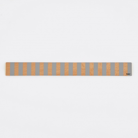 Wooden Ruler - Style 6