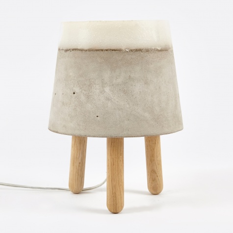 Staande Lamp Beton - Small