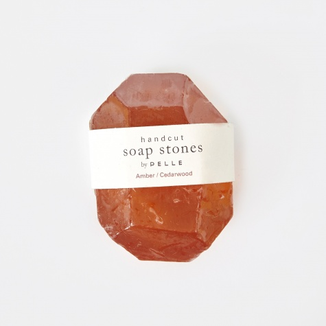 Soap Stones Amber/Cedarwood Nugget - 3oz