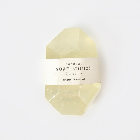 Soap Stones Crystal/Unscented Stone - 6oz